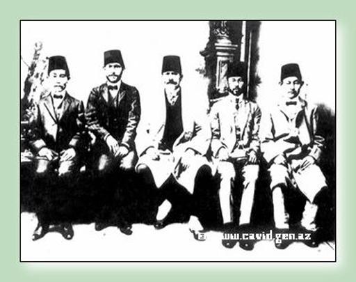 Гусейн Джавид: тяжелая судьба великого человека - ФОТО