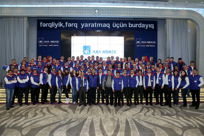 AXA MBASK провела второй форум страховых агентств - ФОТО