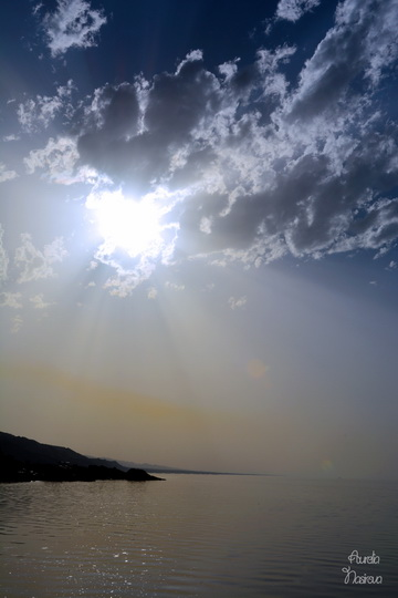 Мингячевирское море: красота, созданная человеком - РЕПОРТАЖ - ФОТО