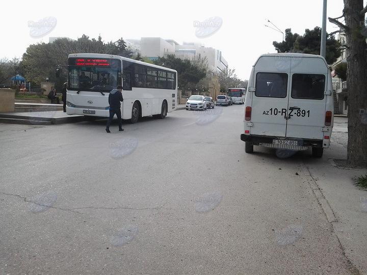 По Баку пустили нелегальные маршрутки. С кого спрос? – ФОТО