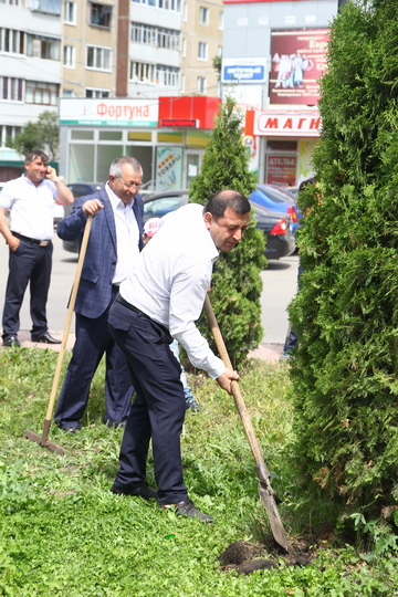 Азербайджанцы Ульяновска отметили три знаменательные даты - ФОТО