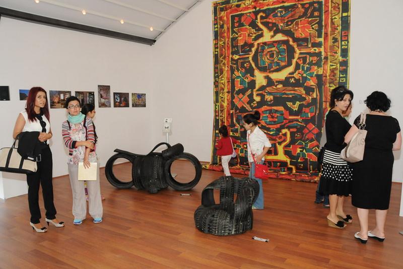 """В заповеднике """"Гала"""" открылась международная выставка под названием """"Из отходов – в искусство"""" - ФОТО"""