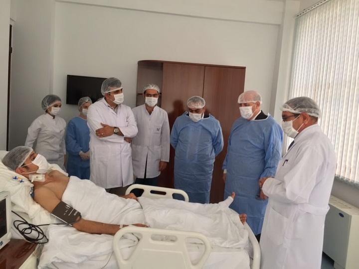 Уникальная операция местных врачей - ФОТО