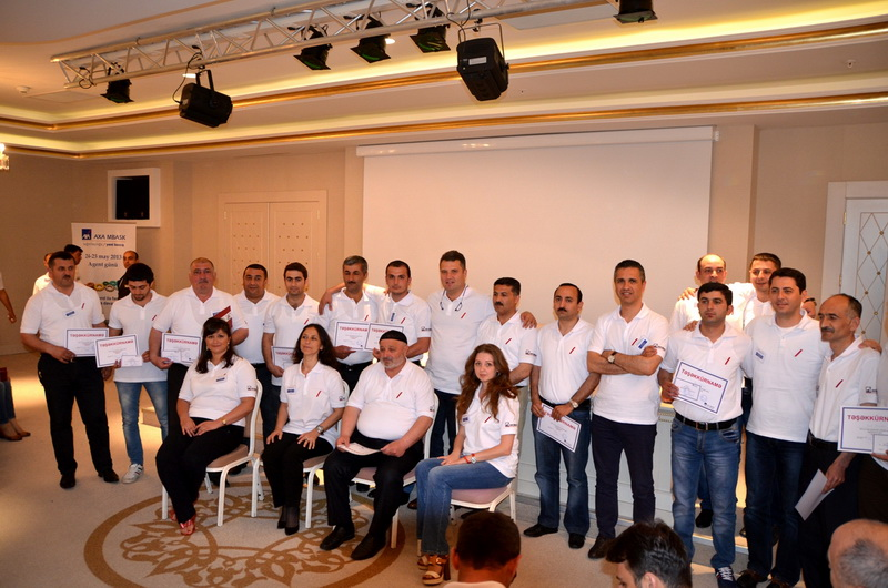 AXA MBASK провела второй форум страховых агентств