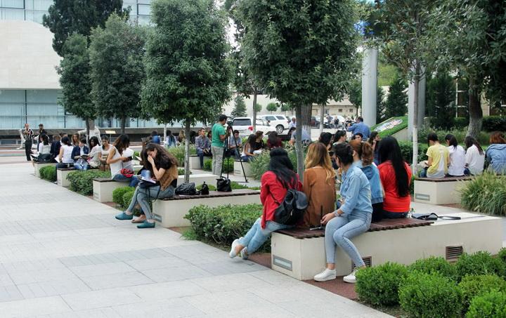 Азербайджанской молодежи прививают интерес к книгам - ФОТО