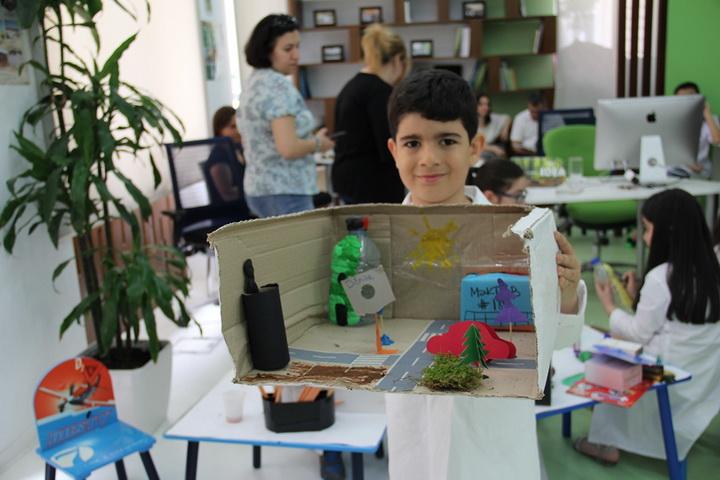 IDEA провела очередной тренинг для детей - ФОТО
