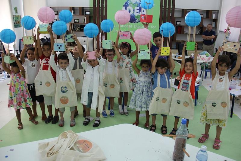 Общественное объединение IDEA проведет очередной тренинг для детей - ФОТО