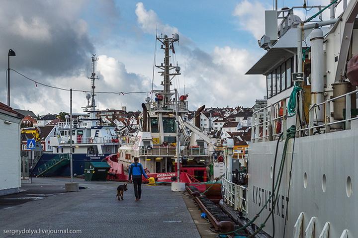 Ставангер – самый богатый город Норвегии - ФОТОСЕССИЯ