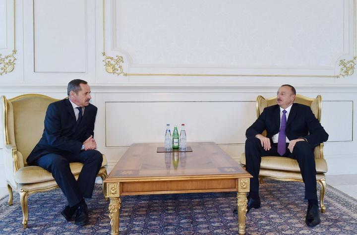 Президент Ильхам Алиев принял посла Швейцарии - ОБНОВЛЕНО - ВИДЕО - ФОТО