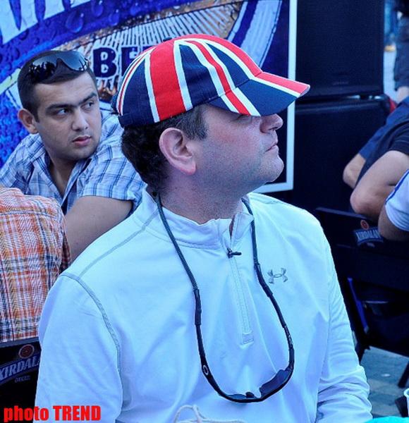 "Баку празднует финал ""Евровидения 2012"" - ФОТО"