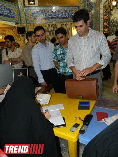 Хасан Рухани избран новым президентом Ирана - ОБНОВЛЕНО - ФОТО