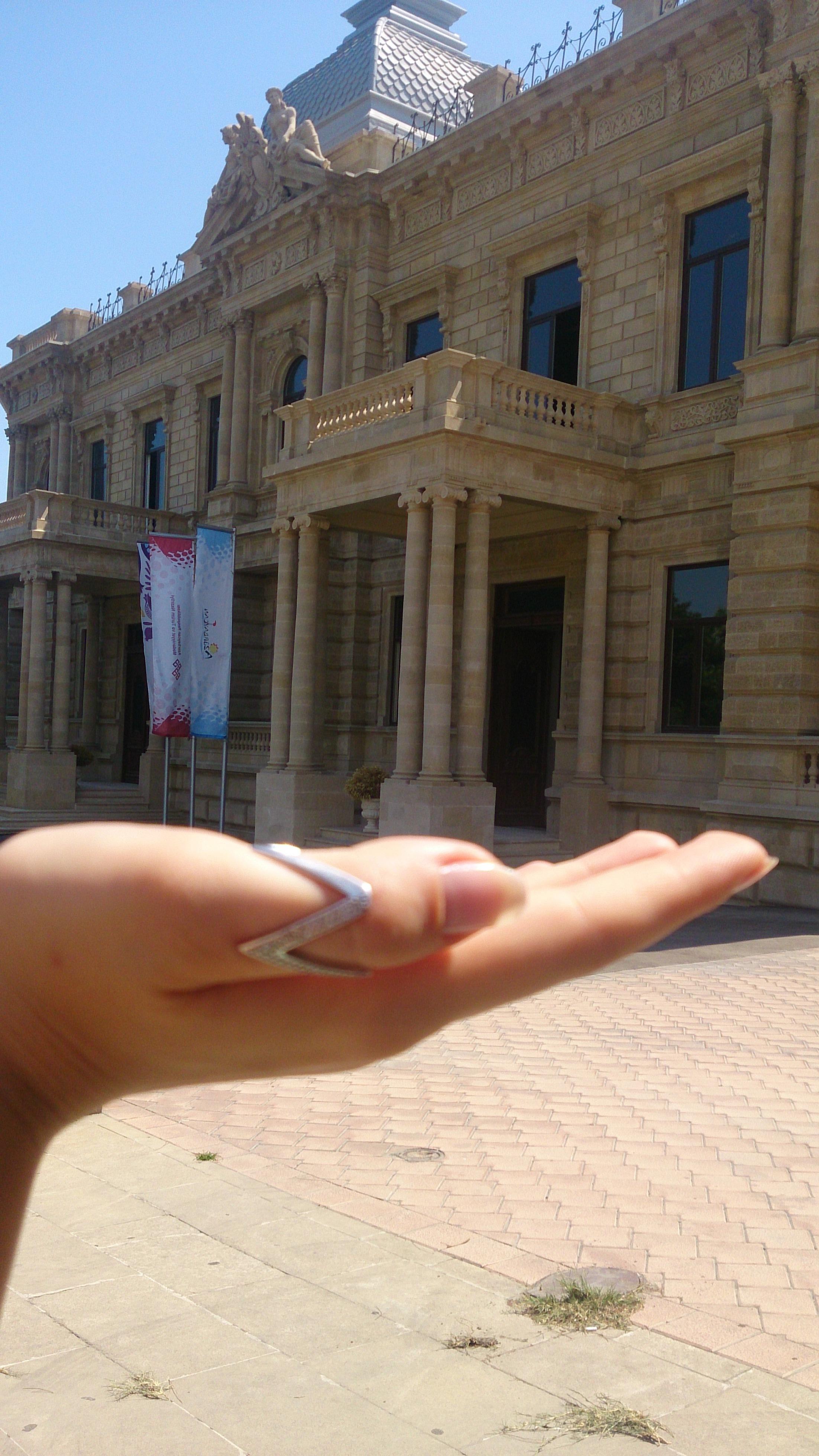 Баку на ладони - интересные истории о старых знакомцах - РЕПОРТАЖ - ФОТО