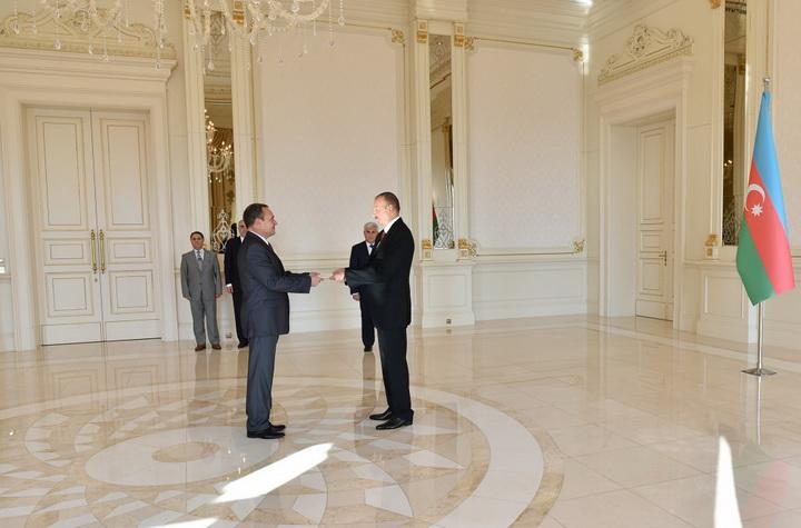 Президент Азербайджана принял верительные грамоты новых послов Израиля и Латвии - ОБНОВЛЕНО - ФОТО - ВИДЕО