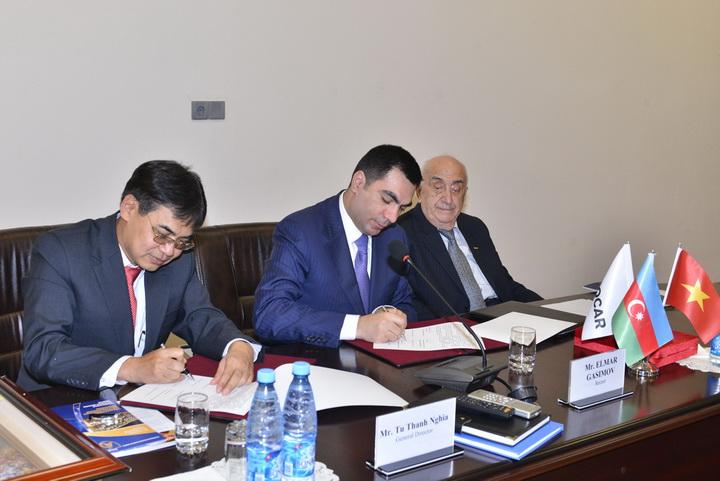 БВШН подготовит специалистов для Вьетнама - ФОТО