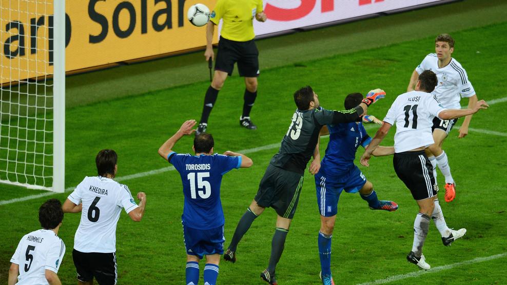 ставки на матч Греция Германия