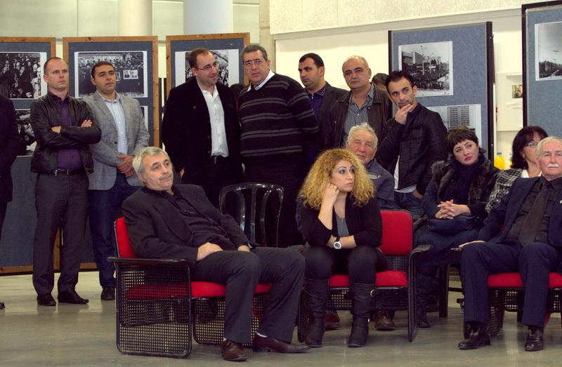 В Израиле прошел вечер памяти жертв Черного января - ФОТО