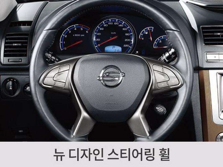 SsangYong рассекретил рестайлинговый Rexton - ФОТО