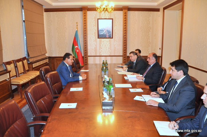 Катар заинтересован в расширении связей с Азербайджаном - ФОТО