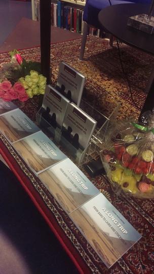 В Стокгольме презентована книга о любви азербайджанки и шведского герцога - ФОТО