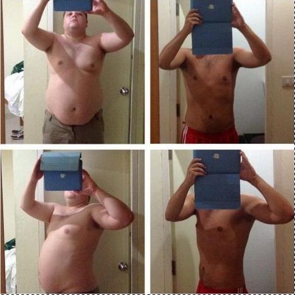 Как похудеть с 55 кг до 50 кг?