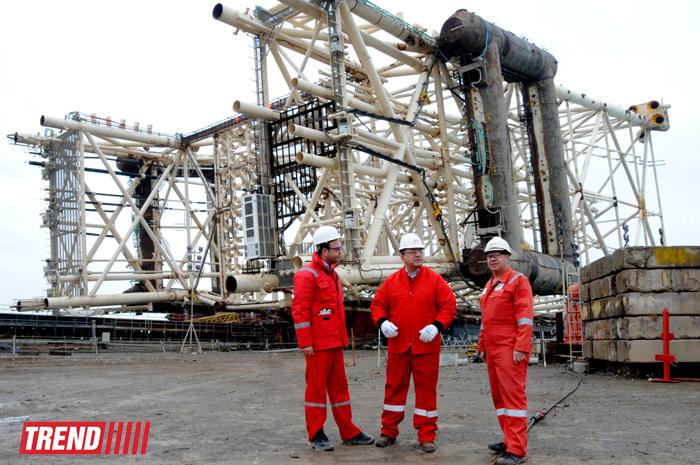 BP готовится к увеличению добычи азербайджанской нефти - ОБНОВЛЕНО - ФОТО