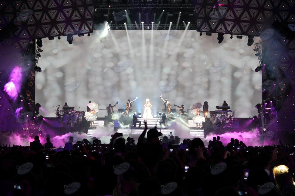 Феерия в Crystall Hall: Все самое интересное о шоу Дженнифер Лопес в Баку – РЕПОРТАЖ - ФОТО