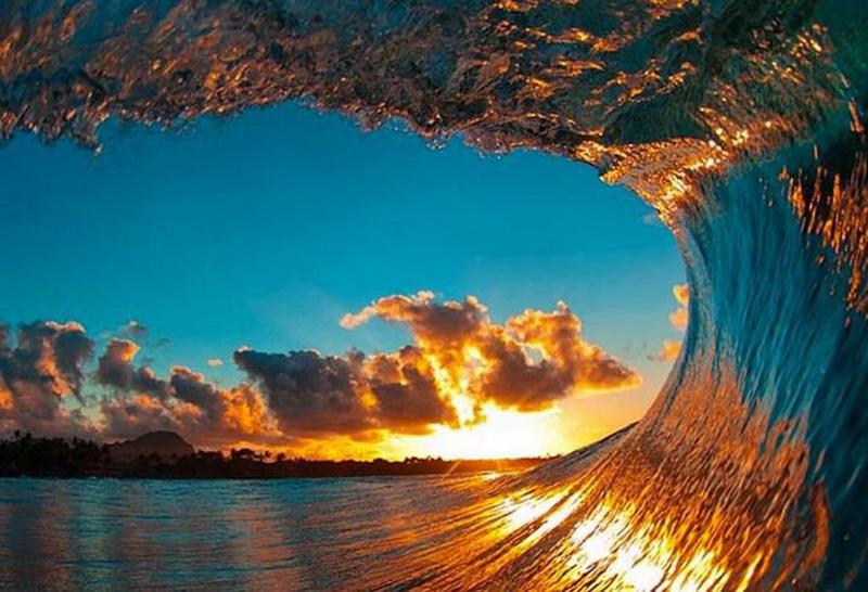 завораживающие картинки море