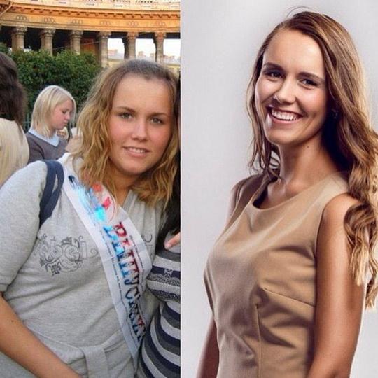 Реальная история: как я похудела на 55 кг - ФОТОСЕССИЯ