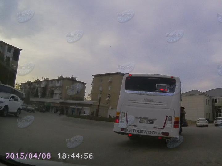 Вот так пассажиров заставляют жертвовать собой в Баку – ФОТО - ВИДЕО
