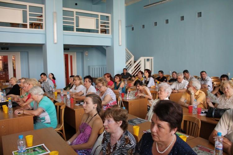 В Курске состоялась встреча с членами АМОР - ФОТО