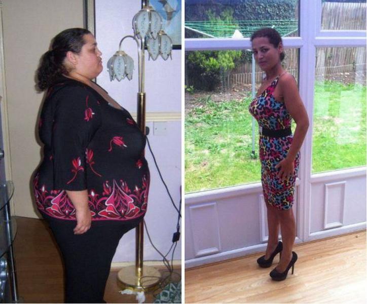 Как похудеть с 130 кг