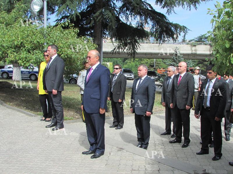 Баку и Тбилиси будут сотрудничать в ликвидации последствий ЧС - ОБНОВЛЕНО - ФОТО