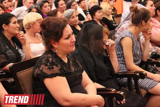Состоялась церемония прощания с композитором Шафигой Ахундовой - ОБНОВЛЕНО - ВИДЕО - 3D - ФОТО