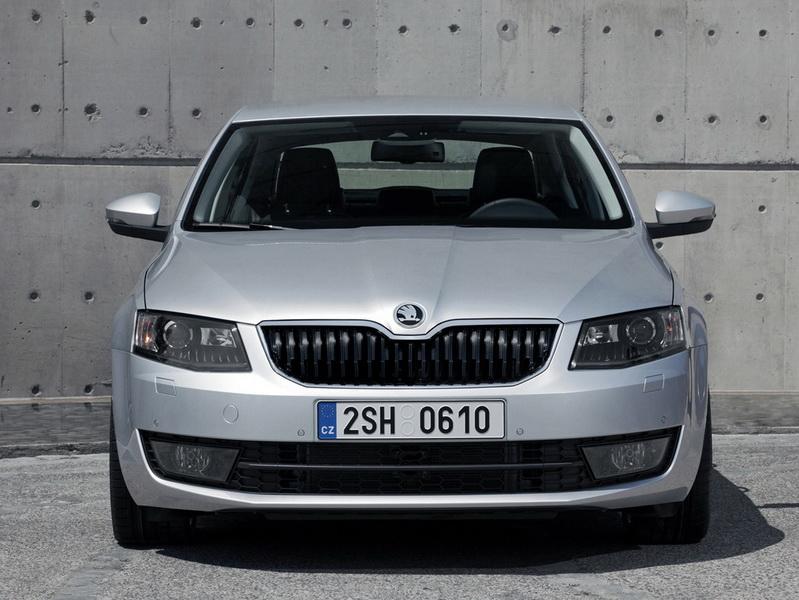 Skoda покажет новый универсал Octavia в Женеве - ФОТО