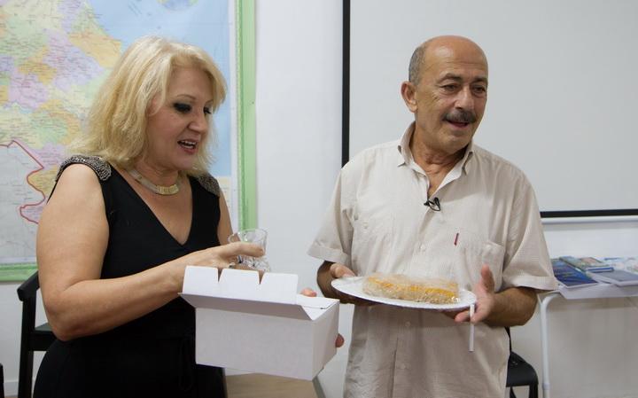 В Израиле прошла встреча с Ефимом Абрамовым - ФОТО