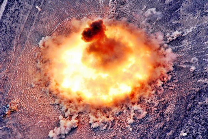 7 самых смертоносных бомб, когда-либо созданных человеком - ФОТО