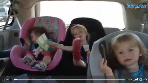 Милые дети отжигают под музыку - ВИДЕО