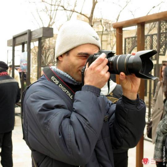Фотограф Рустам Гусейнов: Нагло лезть камерой в лицо – это же неприлично! - ФОТО