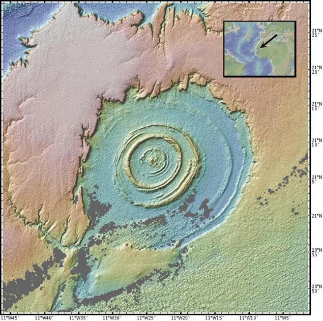 Атлантида оказалась у ученых под носом - ФОТО
