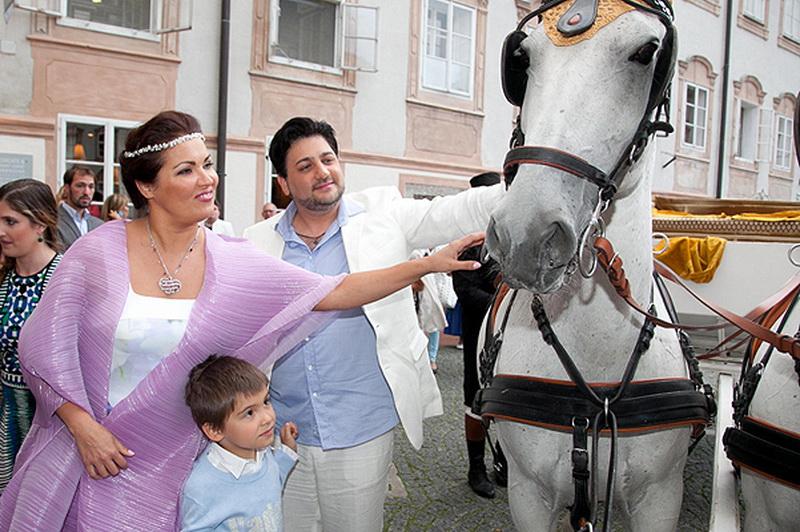 свадьба нетребко в зальцбурге фото хотите выращивать себя