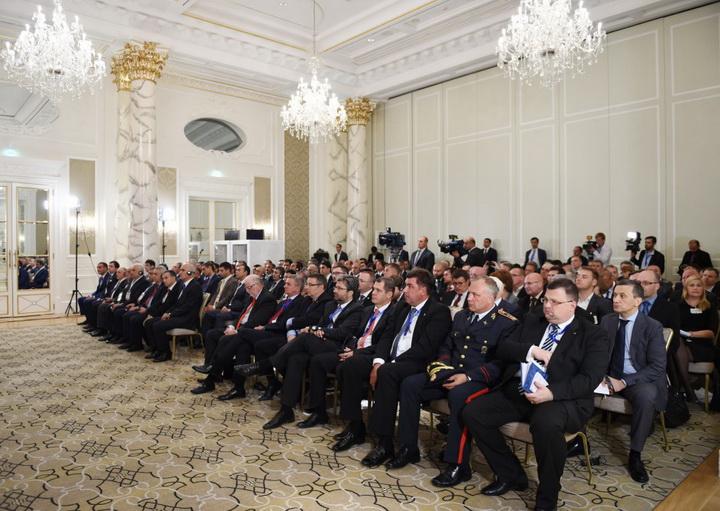"""Президент Ильхам Алиев: """"Отношения между Азербайджаном и Чехией носят стратегический характер"""" - ФОТО - ВИДЕО"""