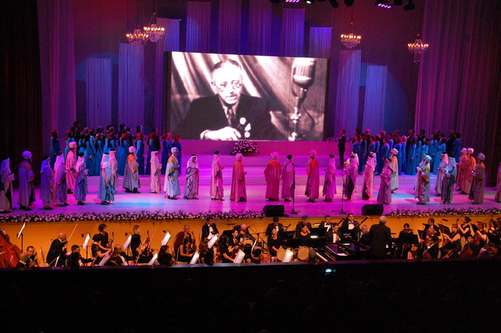 В Баку состоялось торжественное открытие VII Международного музыкального фестиваля - ФОТО