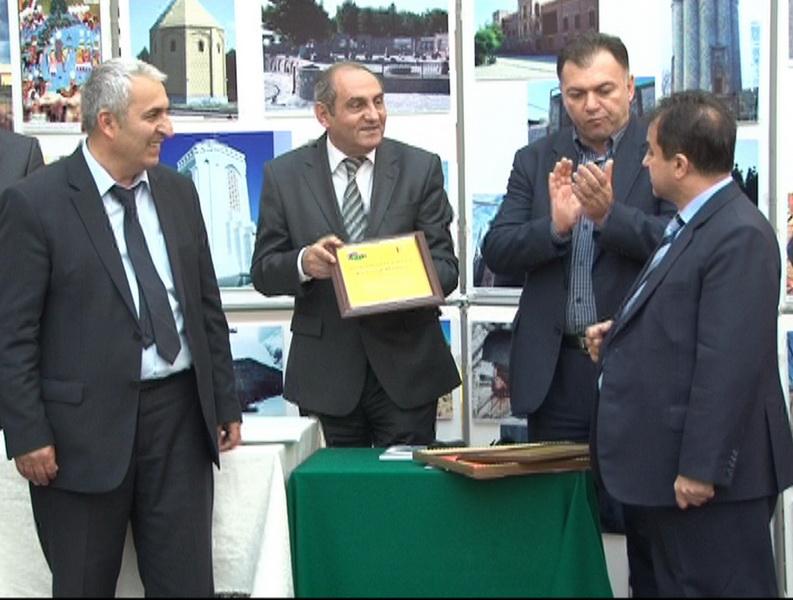 В Санкт-Петербурге открылась выставка, посвященная культурному наследию Нахчывана - ФОТО