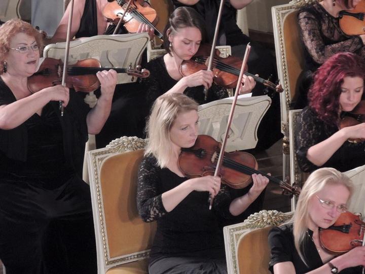 Грандиозный концерт в Филармонии в рамках фестиваля Уз.Гаджибейли – РЕПОРТАЖ - ФОТО