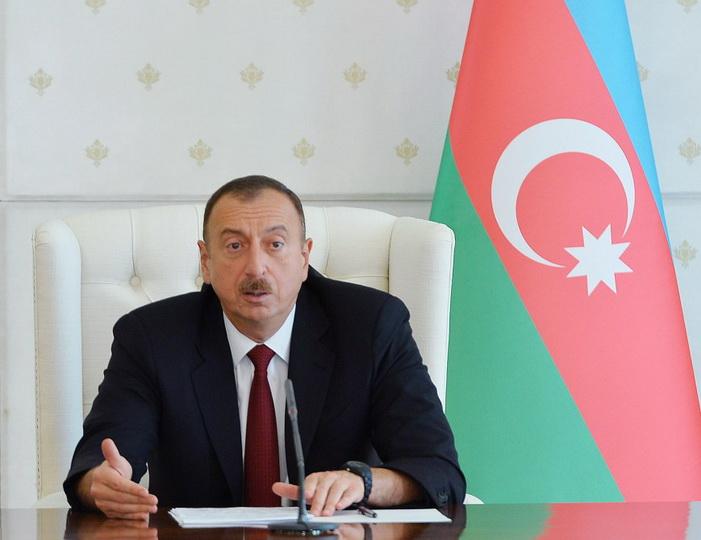 """Президент Ильхам Алиев: """"С Азербайджаном нельзя говорить языком диктата, с Азербайджаном можно дружить и быть партнером"""" - ОБНОВЛЕНО - ФОТО - ВИДЕО"""