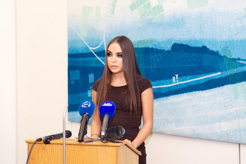 """Лейла Алиева: """"Религиозная и культурная терпимость - это единственный образ жизни, который мы знаем"""" - ОБНОВЛЕНО - ФОТО"""