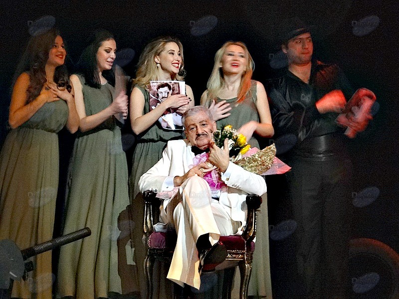 Гаджимурад Ягизаров отметил юбилей феерической премьерой – РЕПОРТАЖ - ФОТО