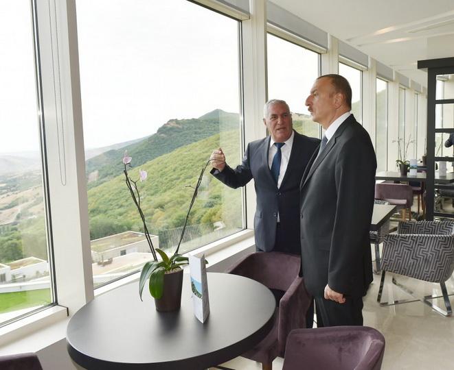 "Президент Ильхам Алиев: ""Проведение Европейских игр оказало весьма позитивное влияние на развитие туризма в Азербайджане"" - ОБНОВЛЕНО - ФОТО - ВИДЕО"