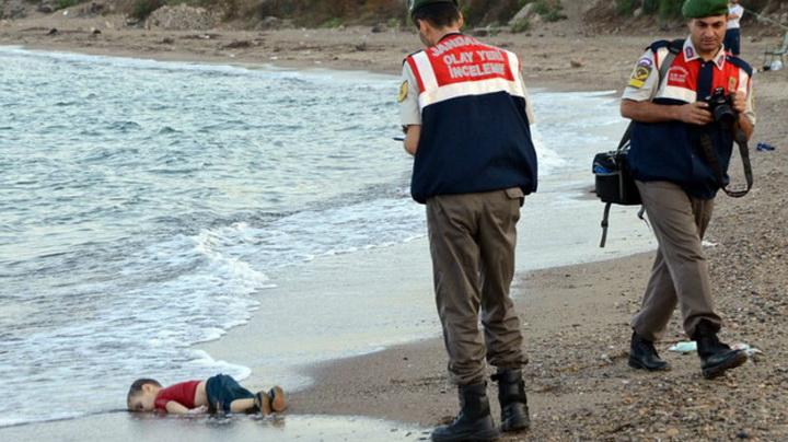 Эксклюзивное интервью отца погибшего сирийского мальчика - ФОТО