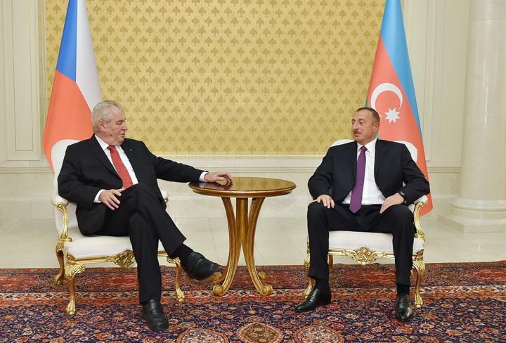 "Президент Ильхам Алиев: ""Резолюция Европарламента - не более чем клочок бумаги"" - ОБНОВЛЕНО - ФОТО - ВИДЕО"